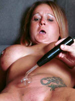 Torture with violet wand