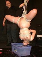 Hanging with breath play